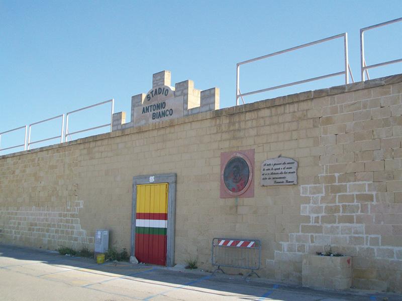 "Stadio ""A.Bianco"" di Gallipoli"