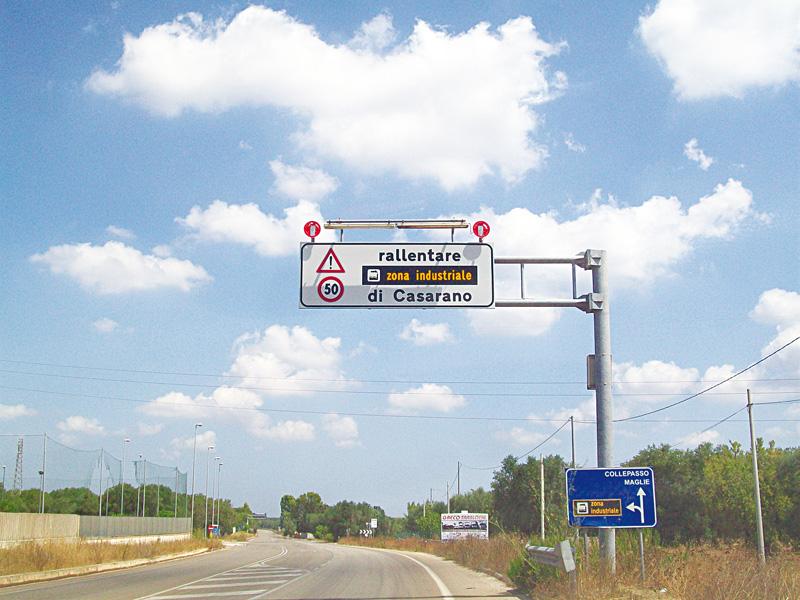 Zona industriale Casarano