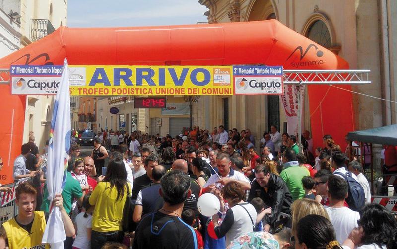 5 Trofeo Puc Salento - conclusione gare
