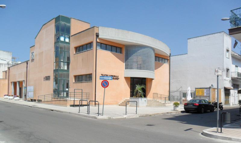 Teatro D. Modugno 2 - Aradeo