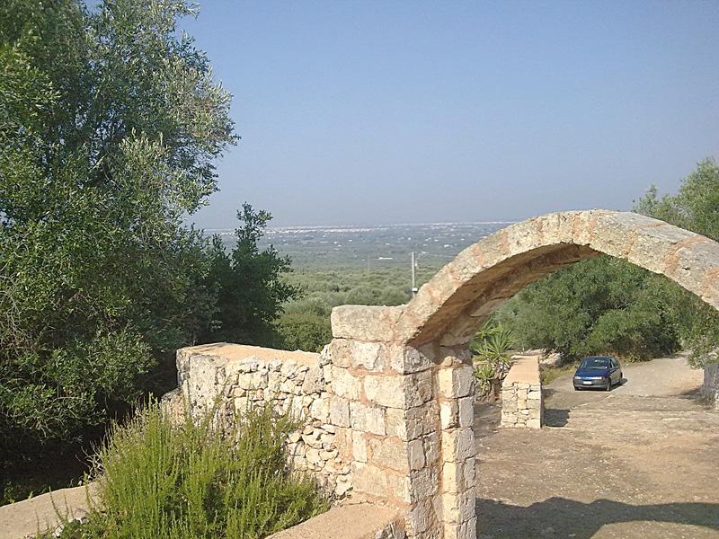 cripta del crocefisso della macchia - tra taurisano e casarano (5)