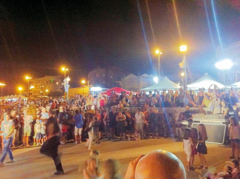 festa dei pescatori agosto 2012 lungomare galilei gallipoli
