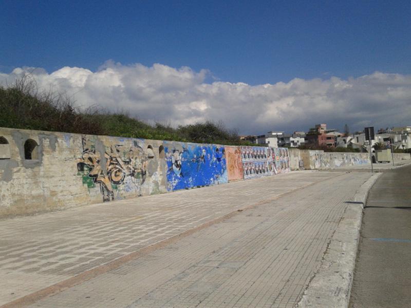 lungomare murales