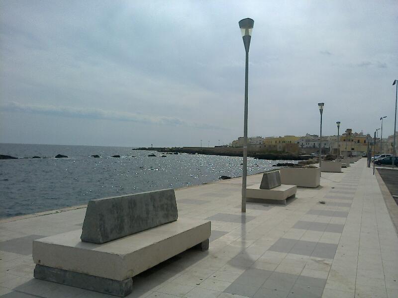 Via della cala - Gallipoli