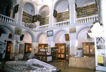 """Museo """"E. Barba"""""""