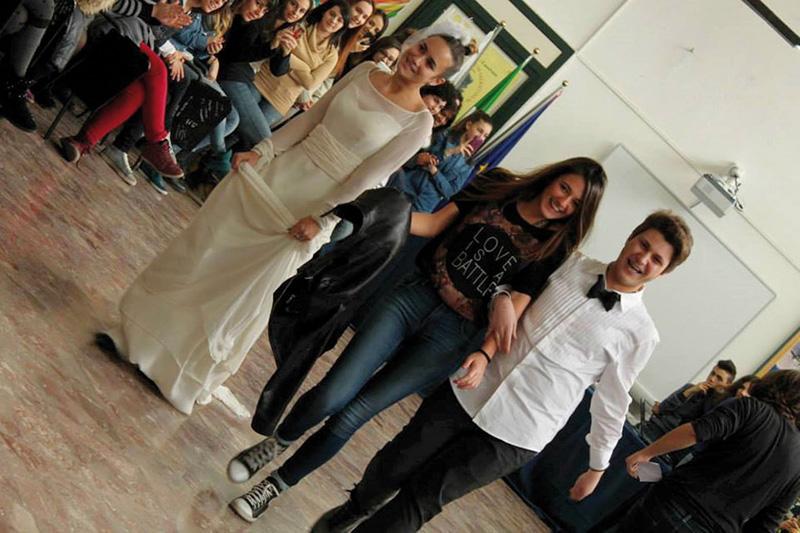 LucaCaputo e le modelle