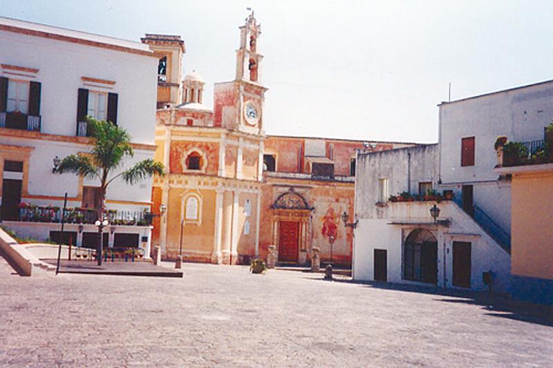 Centro storico Parabita