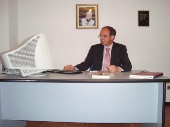 Cosimo Mudoni presidente ass.ne Autori Matinesi