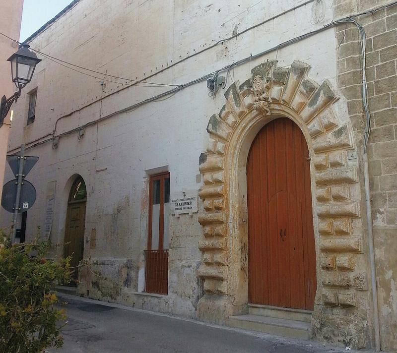 ex sede comunale - parabita
