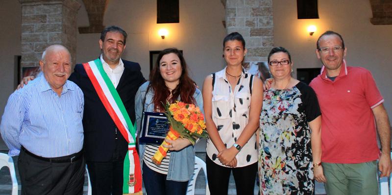 Giorgia Pino in Comune 14.6.2014 - foto Pejrò  (1)