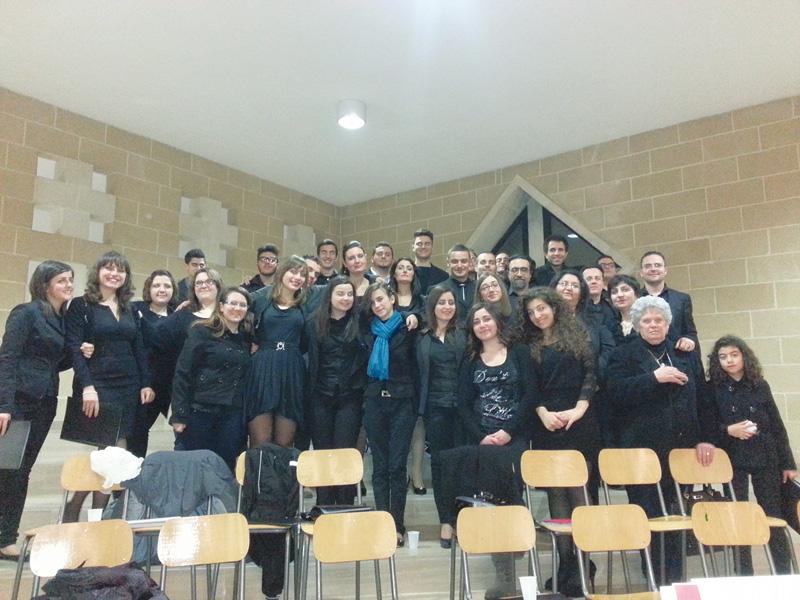parrocchia cuore immacolato di maria coro dei giovani 2013 casarano (1)