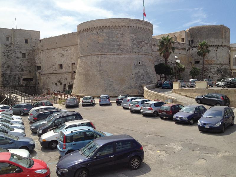 Castello Gallipoli