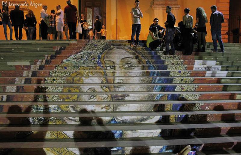 Scalinata Madonna della Coltura