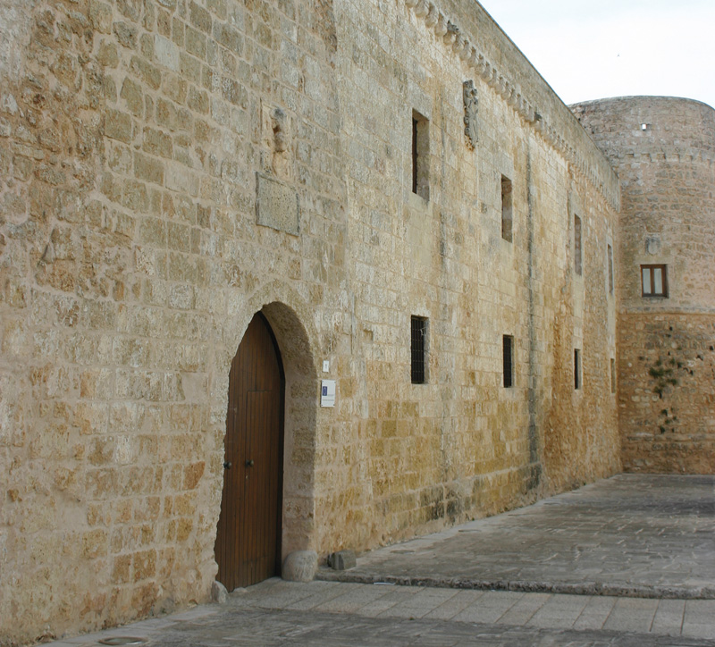 Castello Medievale - Esterna
