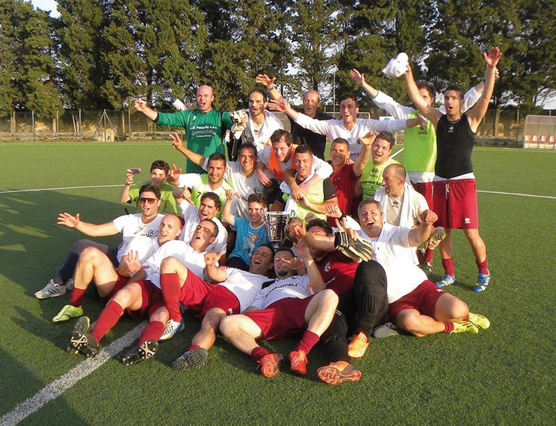 amatori calcio 2014