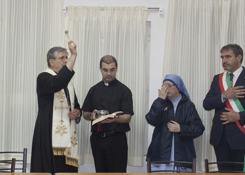 Centro Caritas foto di Claudio Vergaro