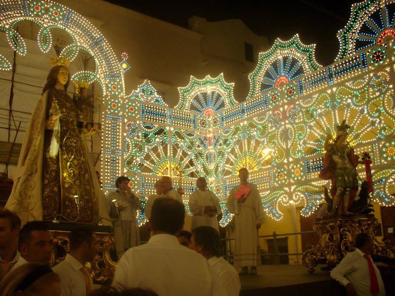 festa madonna del carmine 2013