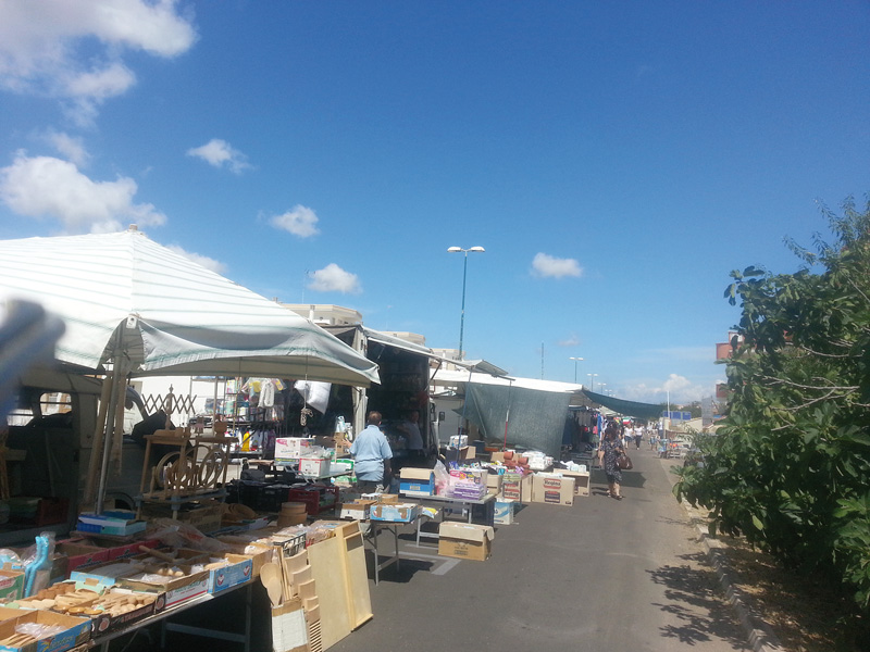 mercato parabita
