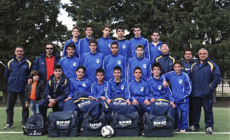 neviano calcio giovanile