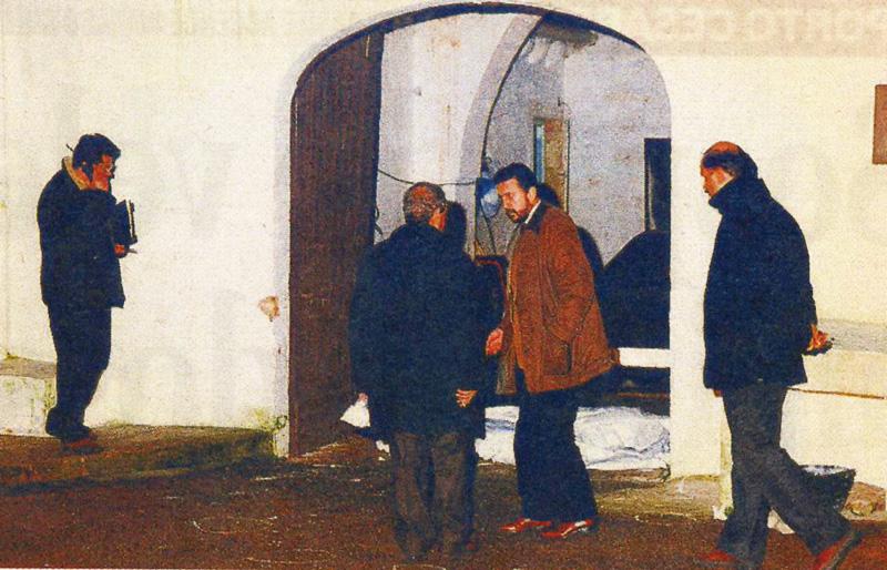 omicidio D'Aquino - foto di Rocco Toma - Casarano