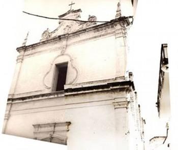 Antica Parrocchiale - Demolita anni '60