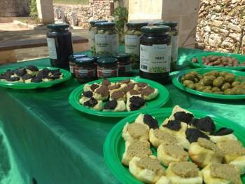 prodotti dell'olivicola