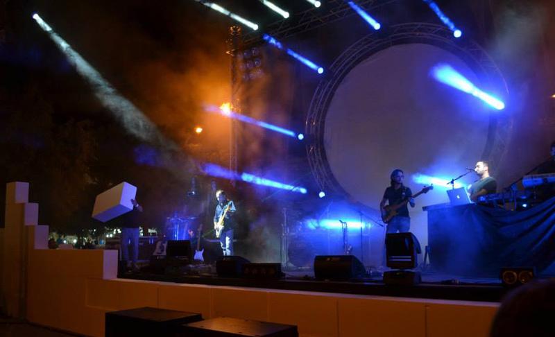 Ohm, Pink Floyd Tribute band (dalla loro pagina Facebook)