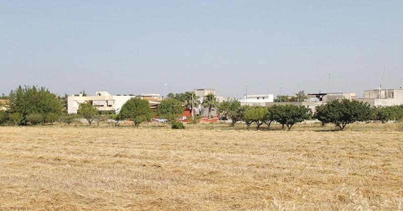 Panoramica del paese in zona Lapiri-Temerano
