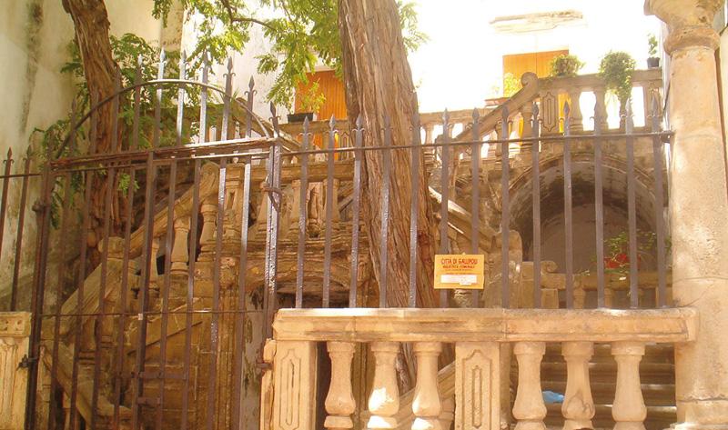 Biblioteca comunale di via S. Angelo (centro storico)