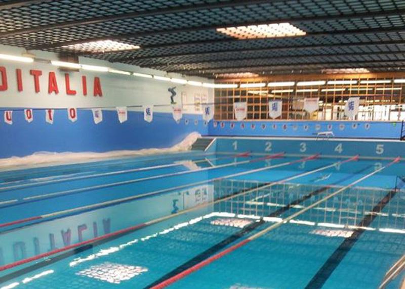 euroitalia piscina
