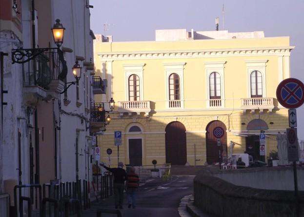 Gallipoli, centro storico senza auto3