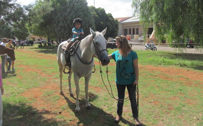 cavalli battesimo della sella settembre 2014 casarano