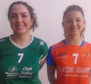 Le sorelle Chiara ed Elisa Romano