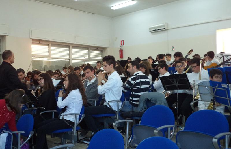 progetto musicale scuola