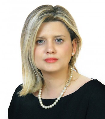 Tatiana Turi, presidente Fidapa Casarano