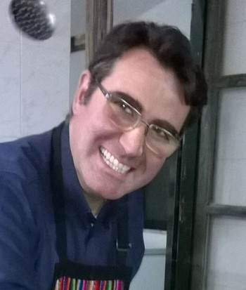 Don Giuseppe De Simone - Nuovo Parroco di Aradeo in un Campo scuola
