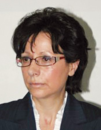 Gerarda Marra (foto -Manduriaoggi - dirigente polo 2 galatone
