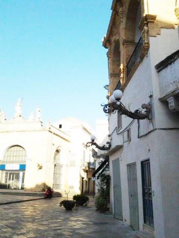 Lampioni Artistici Piazza Salandra 6