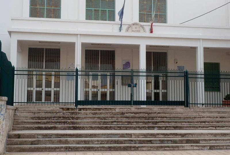 Scuola media di Via San Luca - galatone