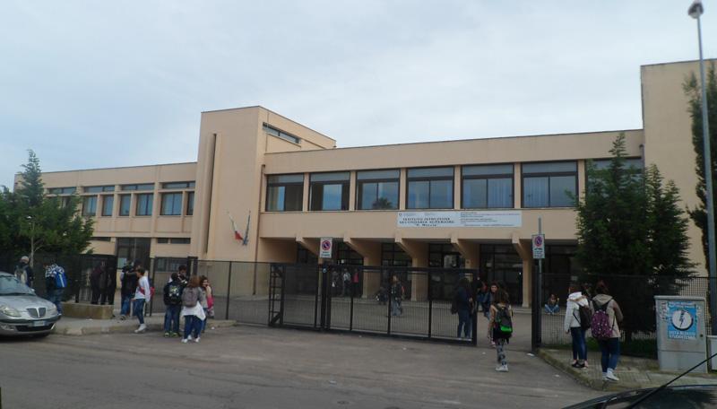 Sede centrale Moccia, via Bonfante