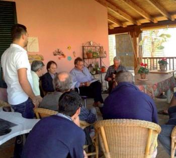 Villaggio Resta, incontro tra residenti e il Sindaco Risi