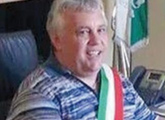 Il Sindaco di Seclì Antonio Casarano