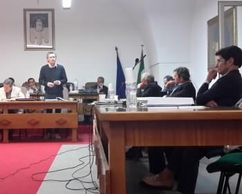 Interviene l'assessore al Bilancio, Antonio Salsetti