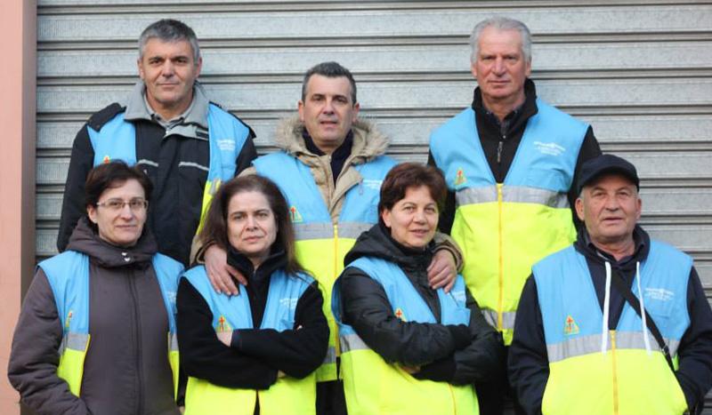protezione civile ner neviano