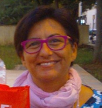 Aurelia Trianni, componente della Commissione pari opportunità e una delle organizzatrici