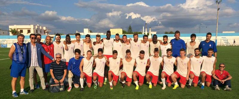 casarano calcio 2014-15
