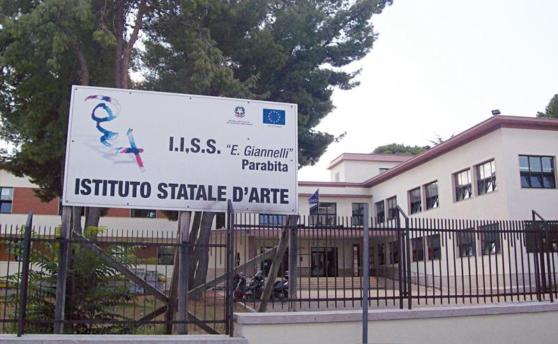 istituto d'arte parabita