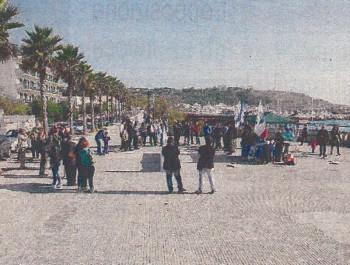 proteste contro trivellazioni