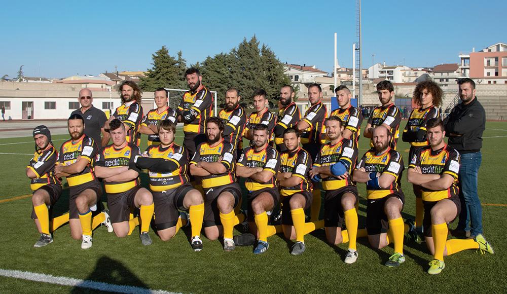 Squadra Salento Rugby 2014