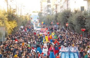 La sfilata dello scorso anno